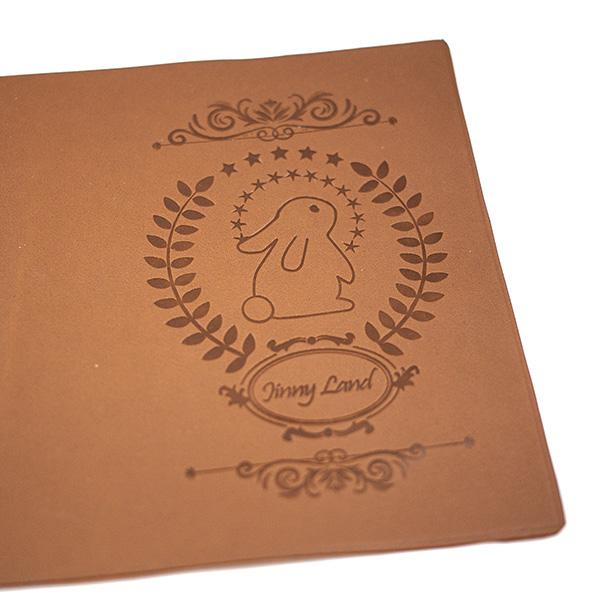 箔押し・焼印・ブックカバー(A5・箔押し/焼印は片面のみ可能)