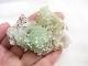 GA00155F プレナイト原石(水晶付き)