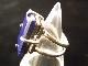 RKM0012F ラピスラズリ シルバーリング