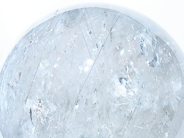 【セール対象外】 CA00029K ルチルクォーツ 丸玉