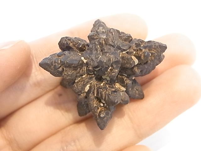 GA00014F エジプト リビア産 ゼットストーン(リモナイト)原石