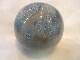 CCI0002F希少石  トロレイトクォーツ丸玉(ブラジル産) トロール石 Trolleite in Quartz