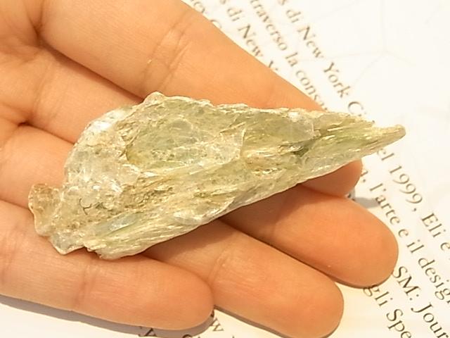 GK00102F タルク 原石 (スイス・マッターホルン産)
