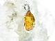 PA00070K アンバー(琥珀) ペンダントトップ リトアニア産