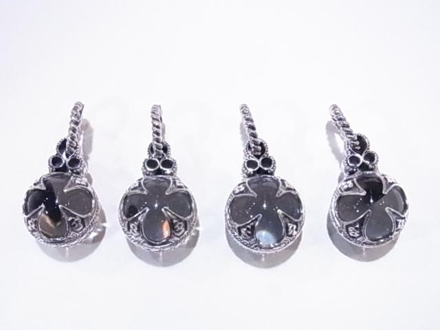 PKM0047F レムリア水晶 SV925 ペンダントトップ 【GEO DESIGN】 Aタイプ