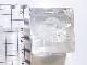 CA00014K 水晶(レインボー入り) キューブ