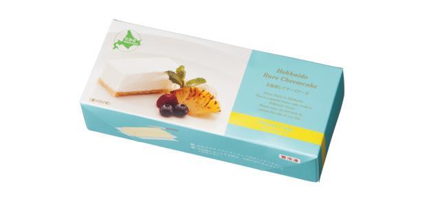 北海道レアチーズケーキ200g 【冷凍】