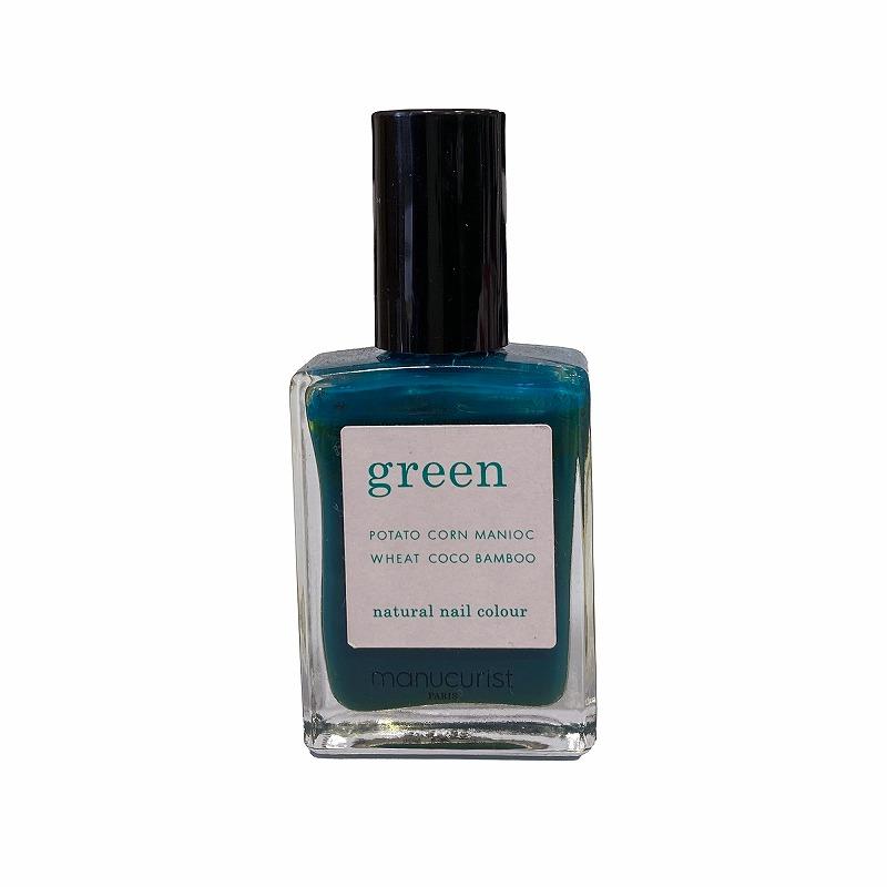 グリーン ナチュラルネイルカラー ダーククローバー 31039