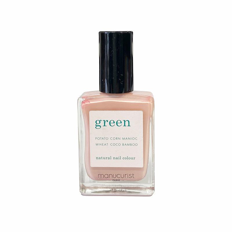 グリーン ナチュラルネイルカラー ベアスキン 31020