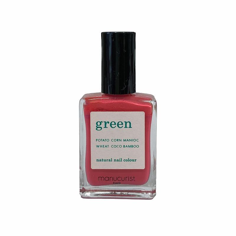 グリーン ナチュラルネイルカラー ローザ 31029