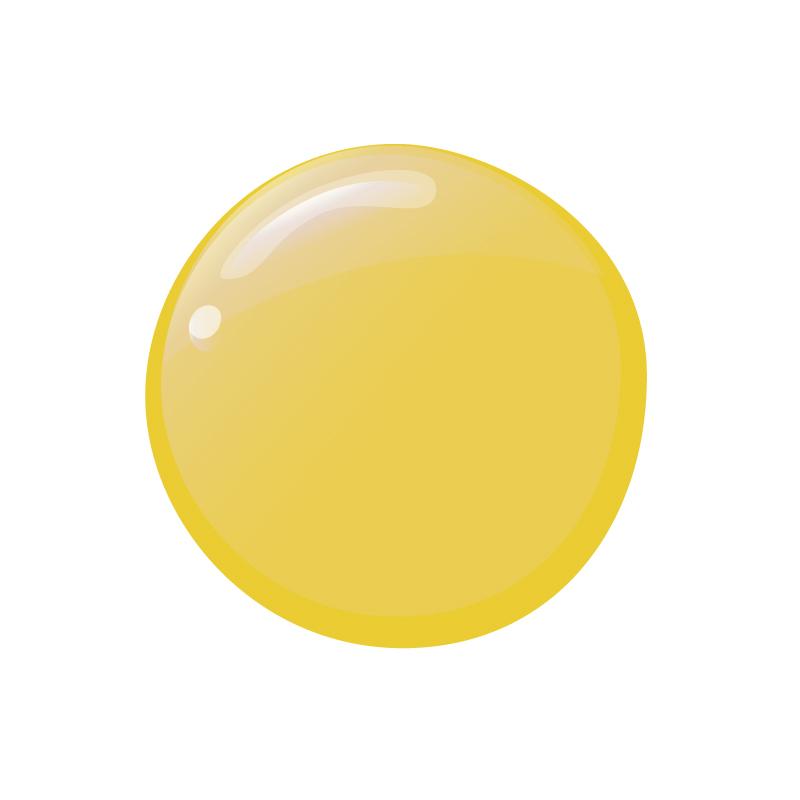 グリーン ナチュラルネイルカラー ゴールドバトン 31015
