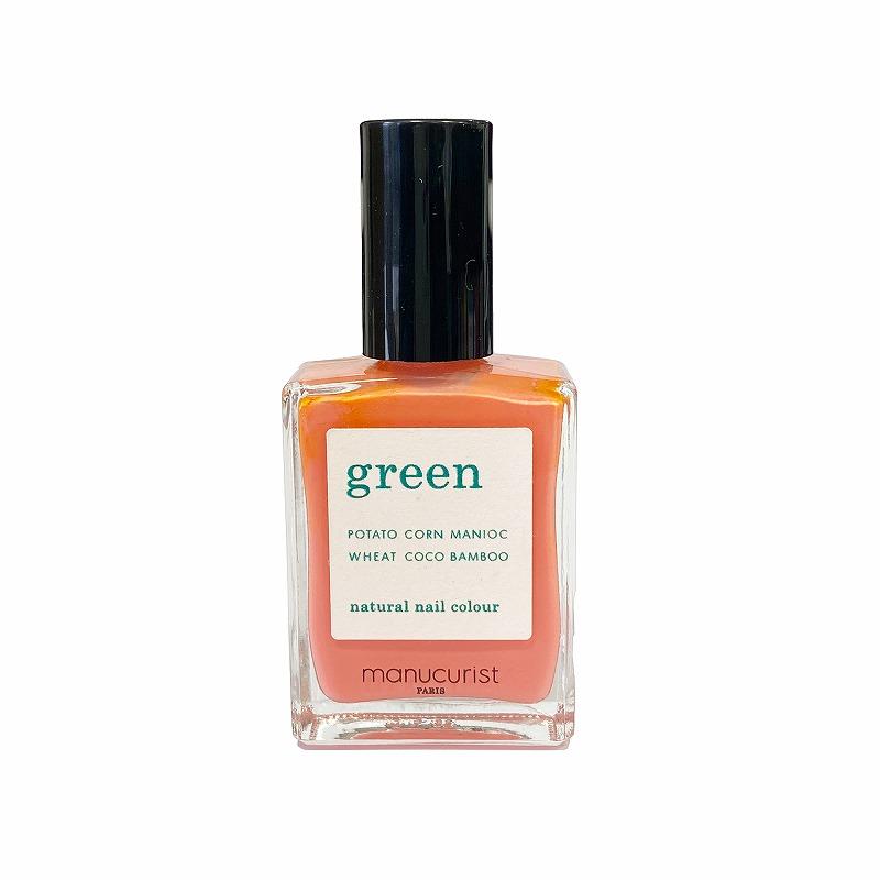 グリーン ナチュラルネイルカラー バードオブパラダイス 31030