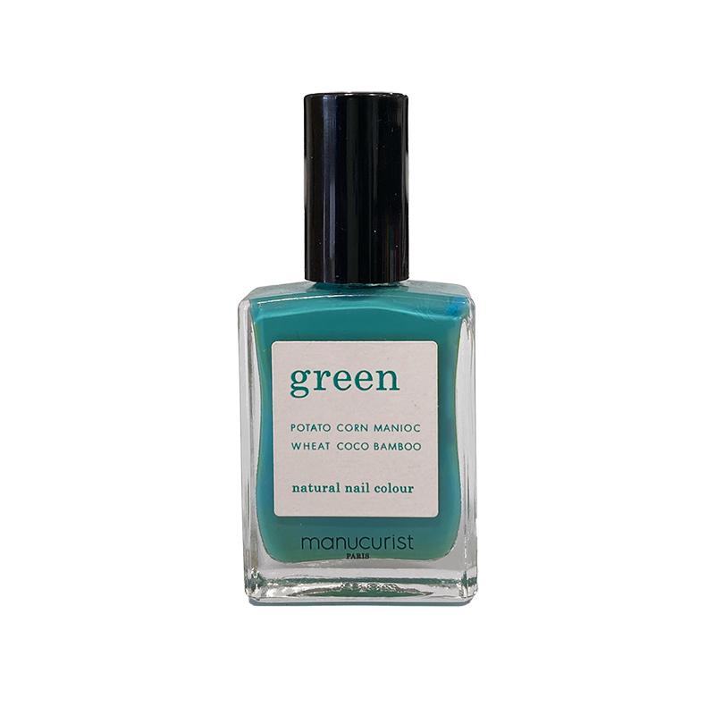 グリーン ナチュラルネイルカラー カライブ 31053