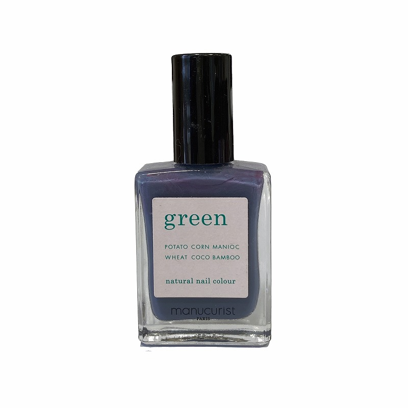 グリーン ナチュラルネイルカラー ポピーシード 31014