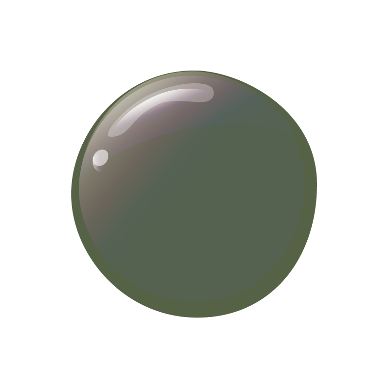 グリーン ナチュラルネイルカラー カーキ 31038