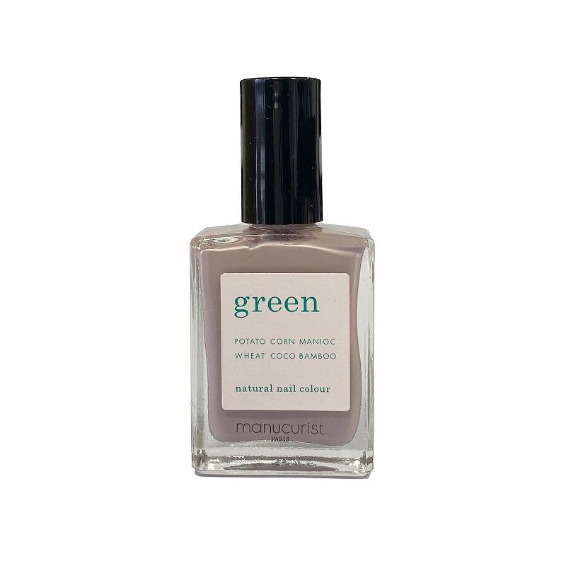 グリーン ナチュラルネイルカラー グレイアガタ 31048