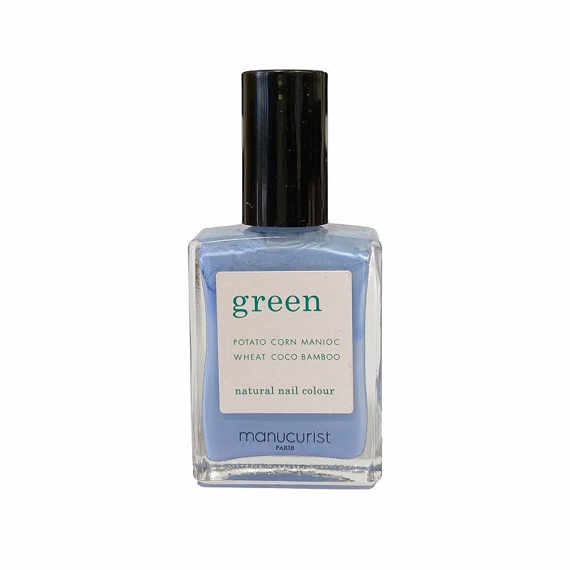 グリーン ナチュラルネイルカラー リラ 31052