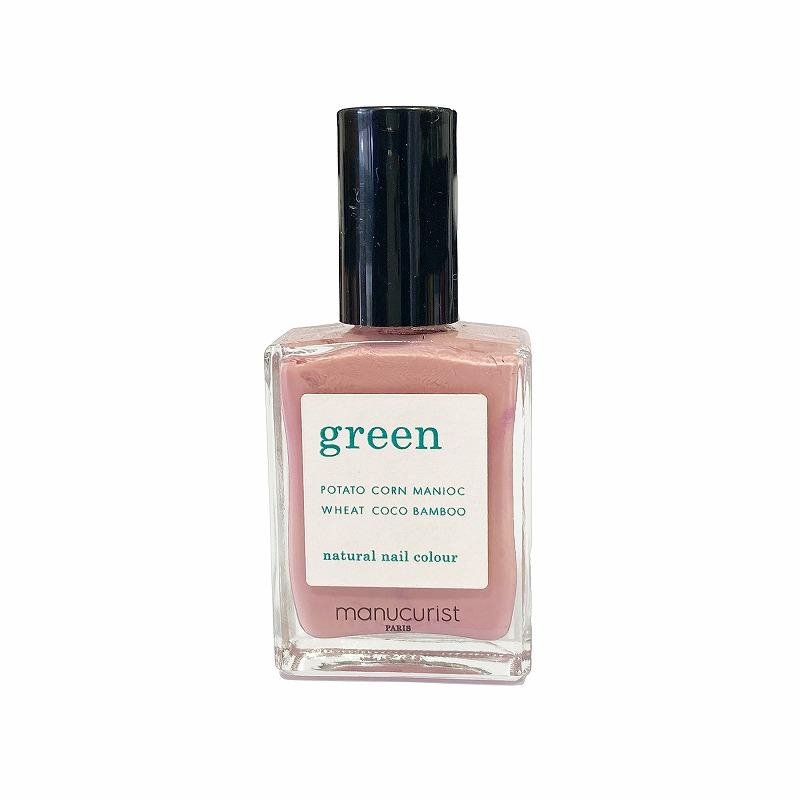 グリーン ナチュラルネイルカラー オールドローズ 31023