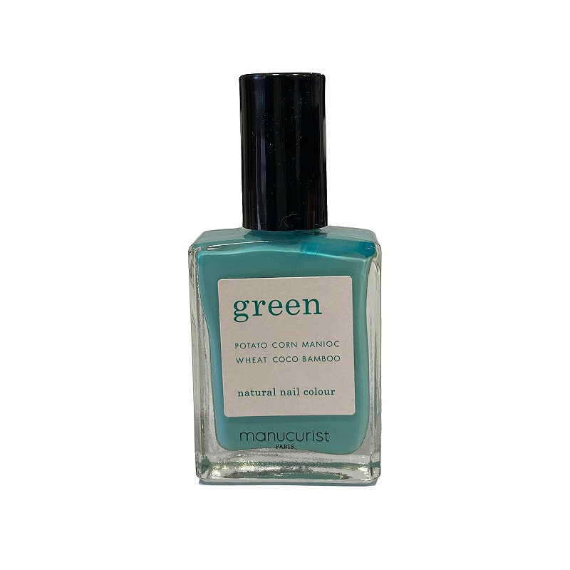グリーン ナチュラルネイルカラー シーグリーン 31017