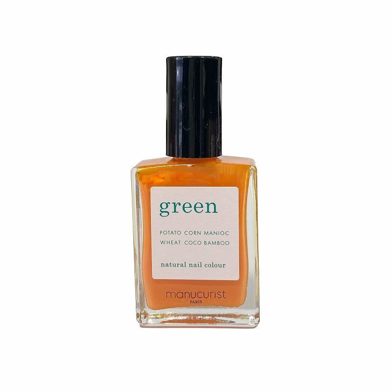 グリーン ナチュラルネイルカラー コスモス 31056