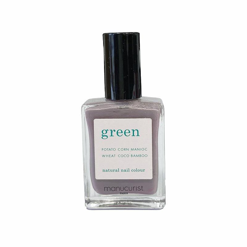 グリーン ナチュラルネイルカラー スレート 31049