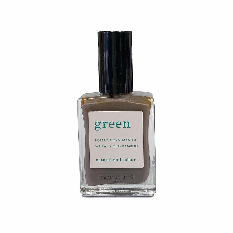 グリーン ナチュラルネイルカラー ダークウッド 31050