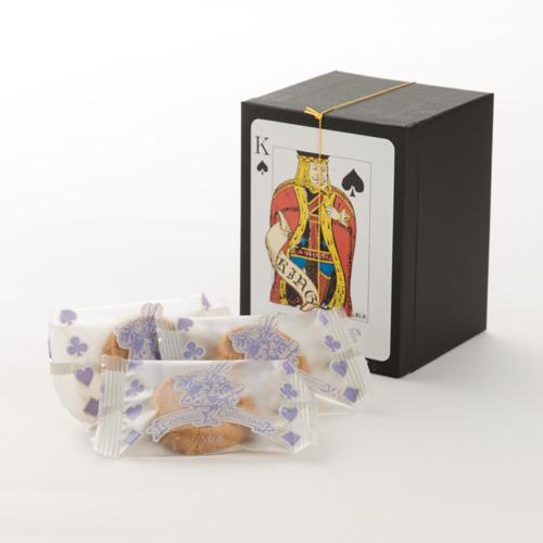 バタークッキー(12枚入)アリス箱入り