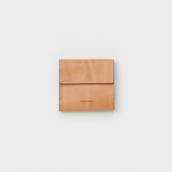 Hender Scheme エンダースキーマ clasp wallet  natural