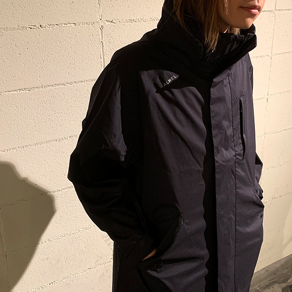 DESCENTE × ALWEL  / デサント × オルウェル ALL WEATHER COAT