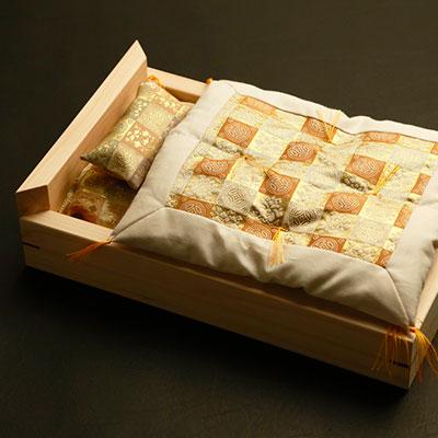 金運・高品質財布ふとん専用ベッド