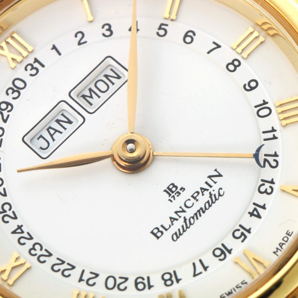 【1990年代】ブランパン ヴィルレトリプルカレンダー