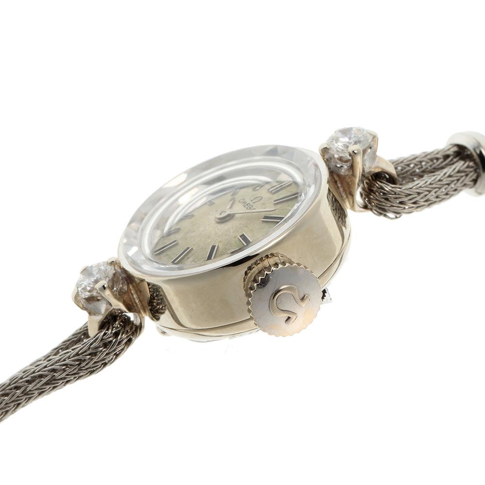 【1960年代】ラウンド カットガラス ラグダイヤモンド