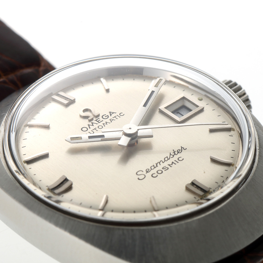【1970年代】シーマスター COSMIC Ref.ST566.018