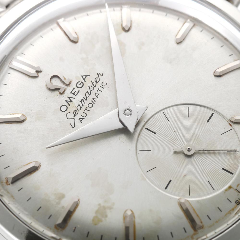 【1950年代】シーマスター Ref.CK2848