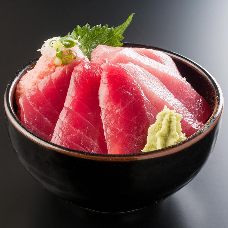 【送料無料!】極上天然まぐろの海鮮丼セット