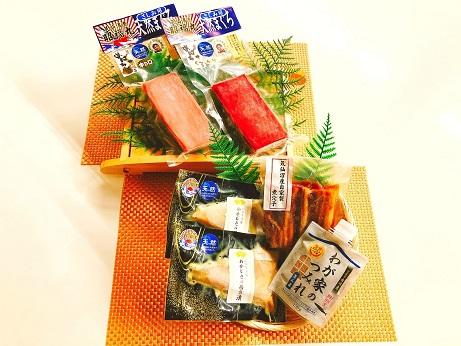 2020松島さかな市場秋のプレミアムセット