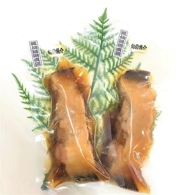 期間限定・気仙沼産ナメタガレイの煮付け2枚セット