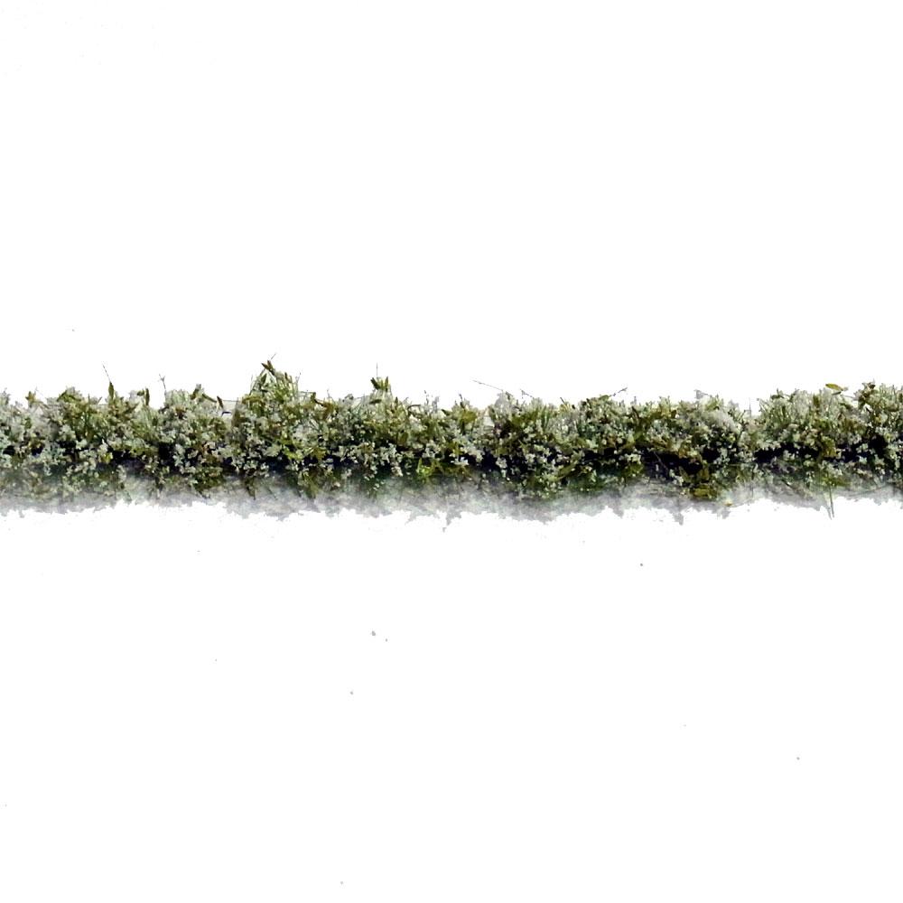 マイクロパック 道端の花−白 :ミニネイチャー 素材 ノンスケール 767-21m