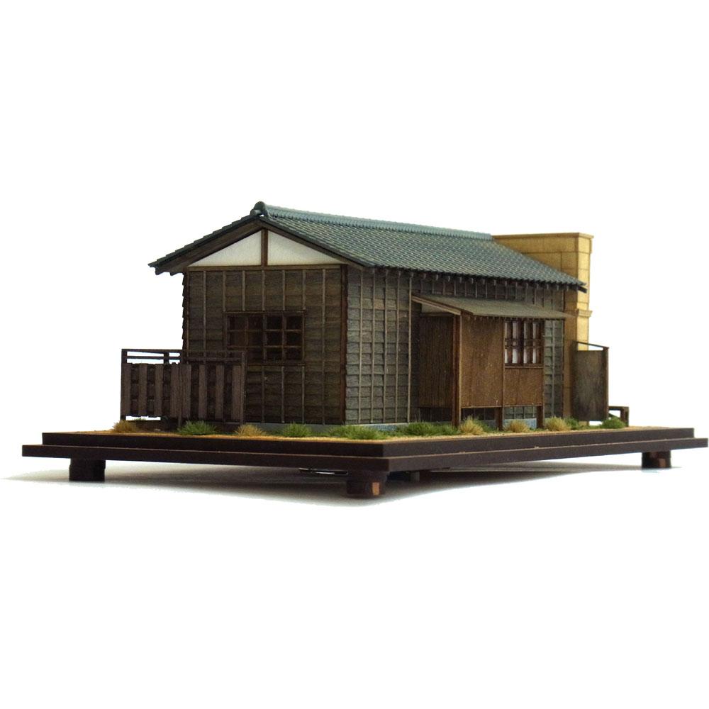 茶川商店 :伊藤敏男 塗装済完成品 1/87