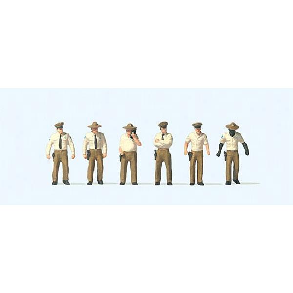 アメリカの保安官 :プライザー 塗装済完成品 HO(1/87) 10796