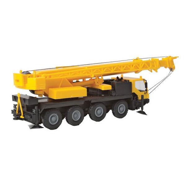 トラッククレーン(クレーン車) :ウォルサーズ 未塗装キット HO(1/87) 11007