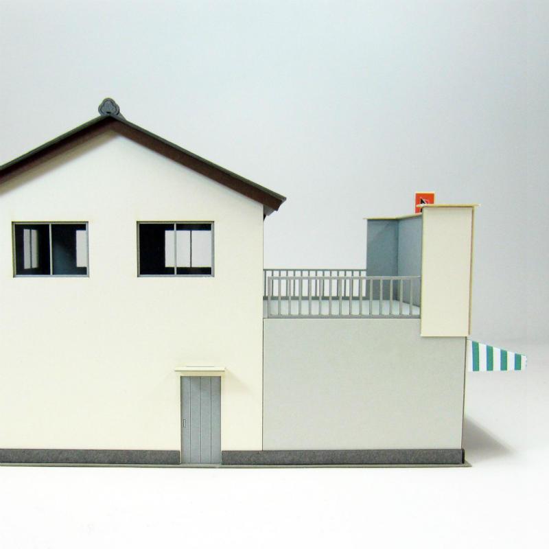 街角のお店-11 :さんけい キット HO(1/80) MK05-54