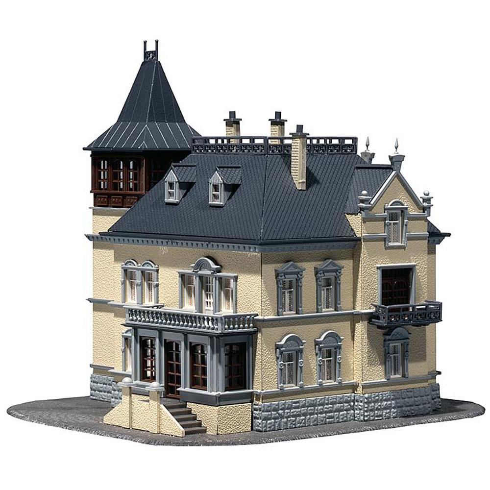 大邸宅 :ファーラー 未塗装キット N(1/150) 232298