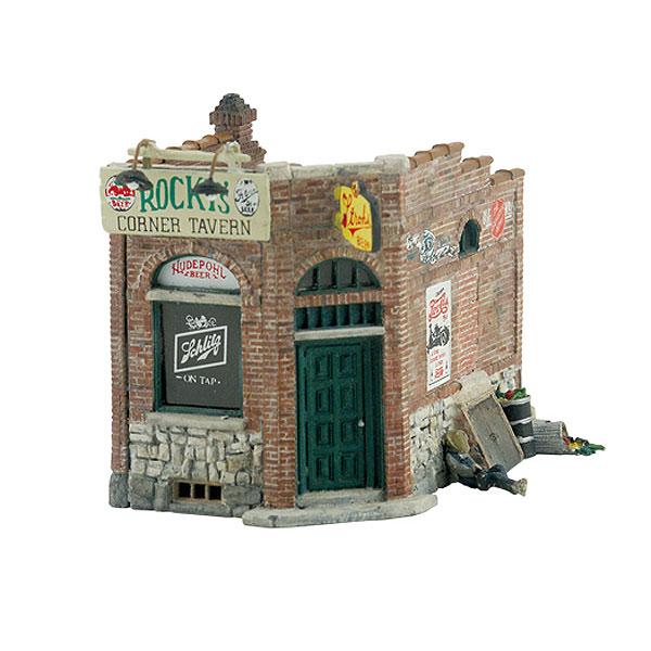 ロッキーの居酒屋 :ウッドランド 未塗装キット HO(1/87) D238