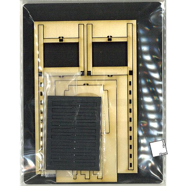 ハイバックチェアー :コバーニ 未塗装キット 1/12 WF-021
