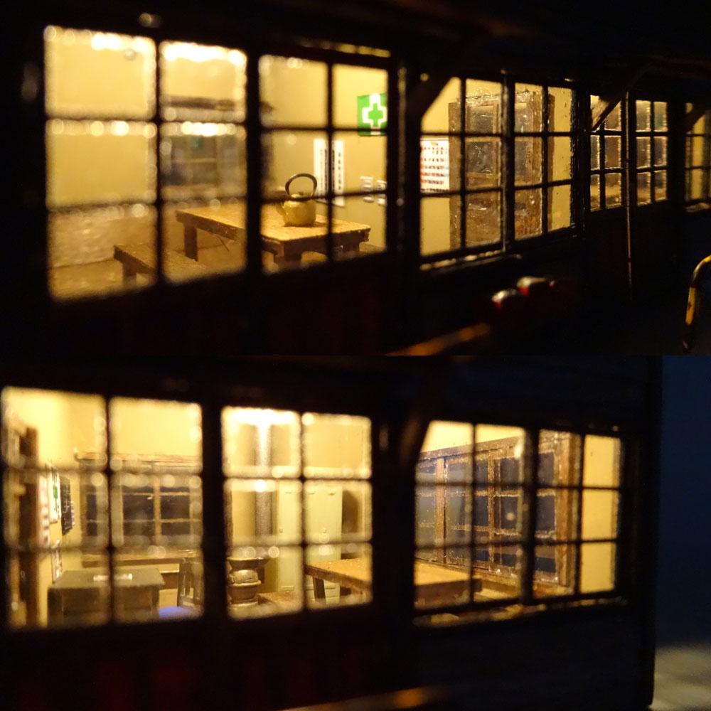 詰所 新津駅タイプ1 :匠ジオラマ工芸舎 塗装済完成品 HO(1/80) 1019