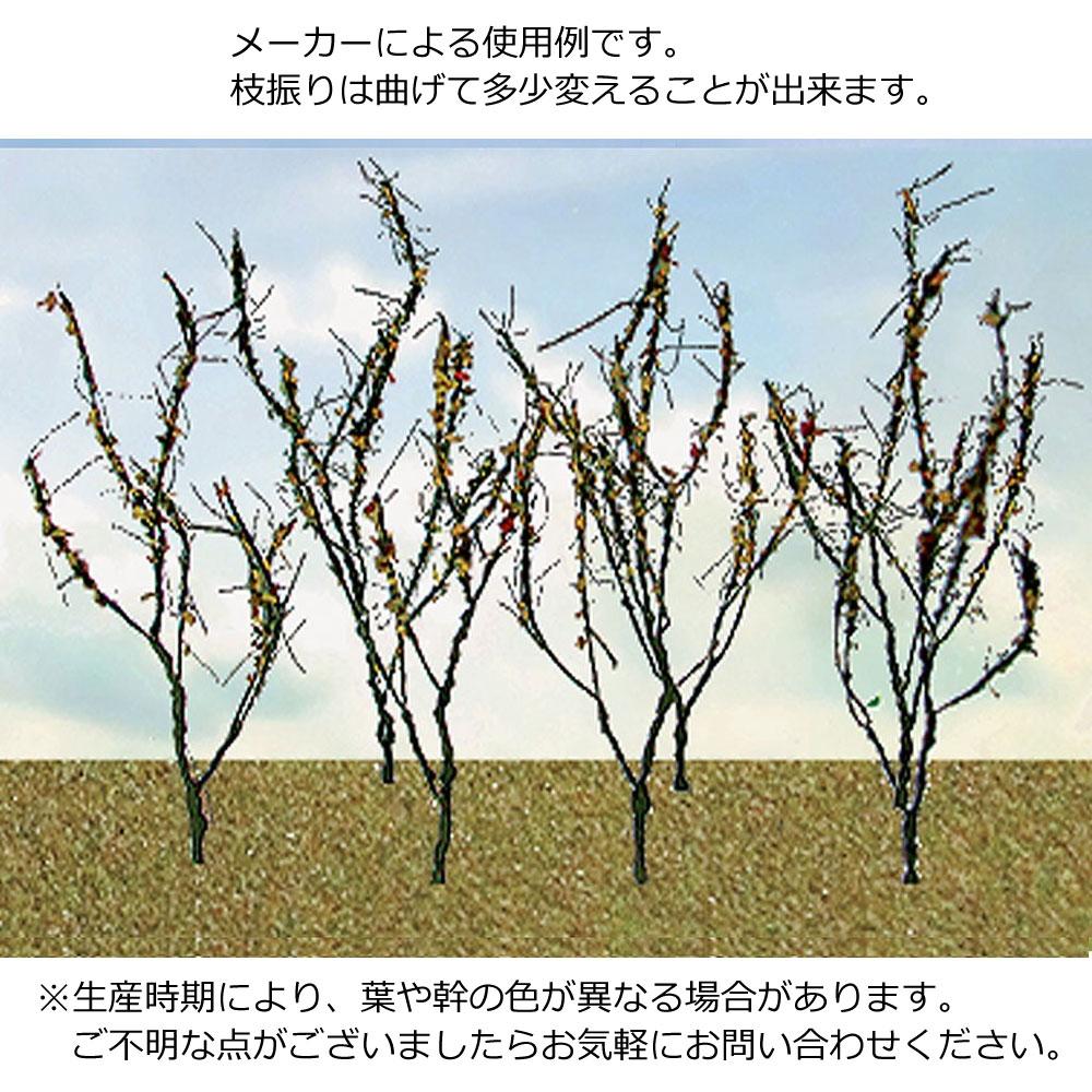 枯れ木 3〜5cm 60本以上 :JTT 完成品 ノンスケール 95522