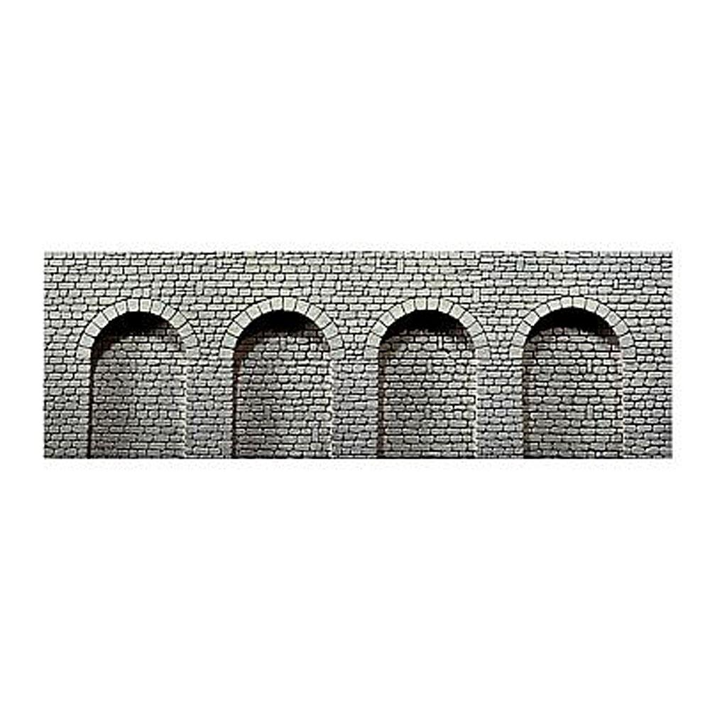 装飾シート 石造りのアーケード :ファーラー 素材 N(1/160) 272600