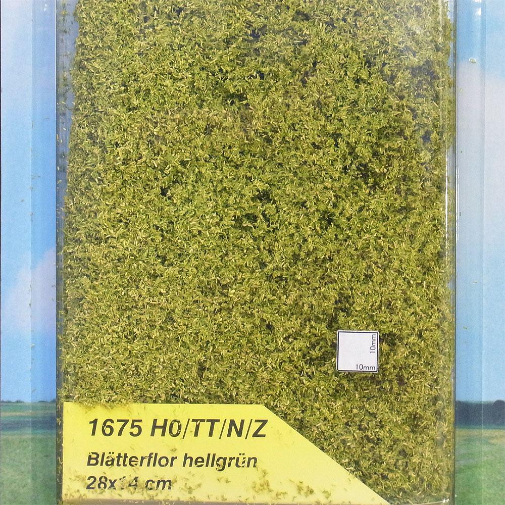 スポンジ系素材 リーフ・フォーリッジ 【ライト・グリーン】 :ヘキ 素材 ノンスケール 1675