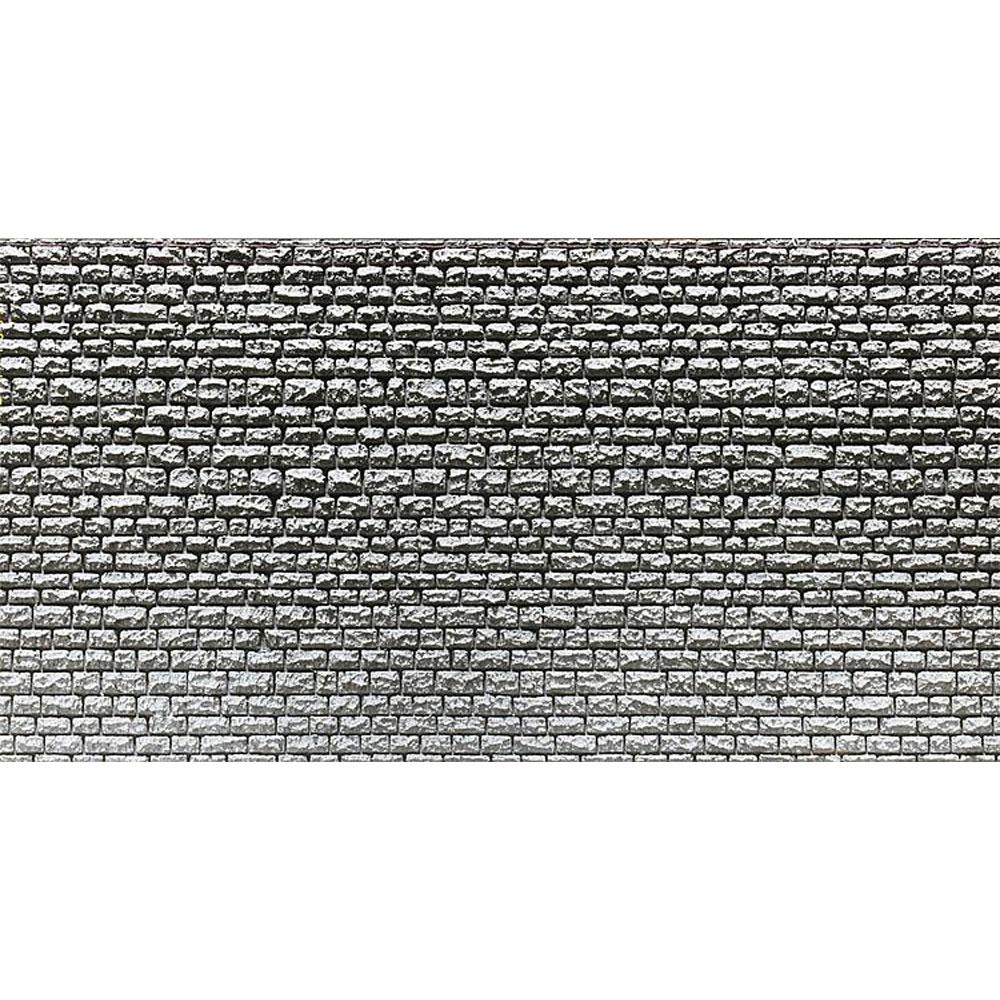 石垣シート 2枚入り :ファーラー 未塗装キット N(1/160) 272651